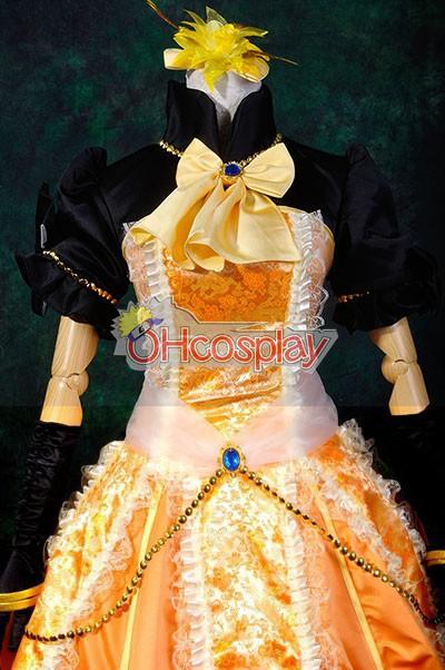 Ruler Vocaloid-Kagamine Rin Gorgeous рокля Cosplay костюми