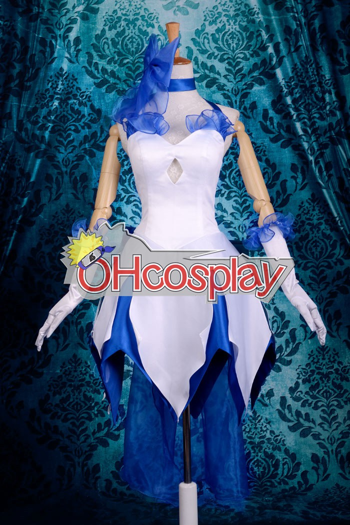 Fate / Zero SABER Lily Type-Moon Decenal lolita cosplay costume