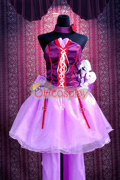 Macross Frontier Costumes Sheryl Nome Final Cosplay Costume