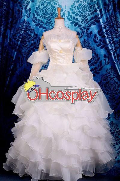 Код Gaess Еуфемия Li Britannia Wedding Dress Cosplay костюми