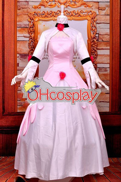Code Gaess Euphemia Princess Dress Cosplay Costume