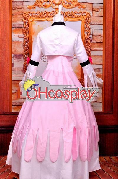 Код Gaess Еуфемия принцеса Cosplay костюми