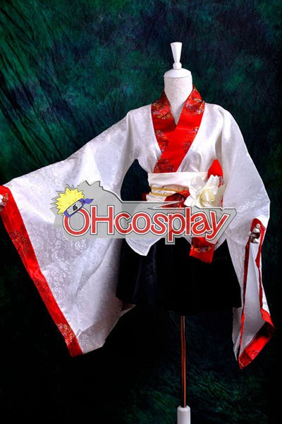 Ruler The tapestry satin Universal SD improved kimono cosplay costume