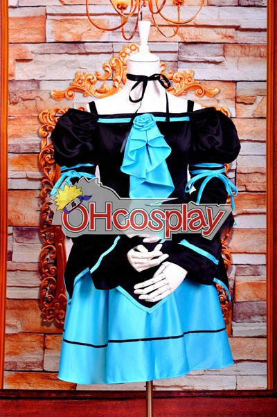 Déguisement Touhou Project Scarlet Weather Rhapsody Lolita Deguisements Costume Carnaval Cosplay