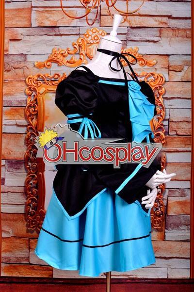 Vocaloid Miku Lolita Cosplay костюми