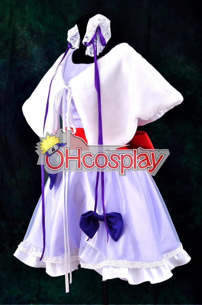 Macross Frontier костюми Young Sheryl Nome рокля Cosplay костюми Deluxe