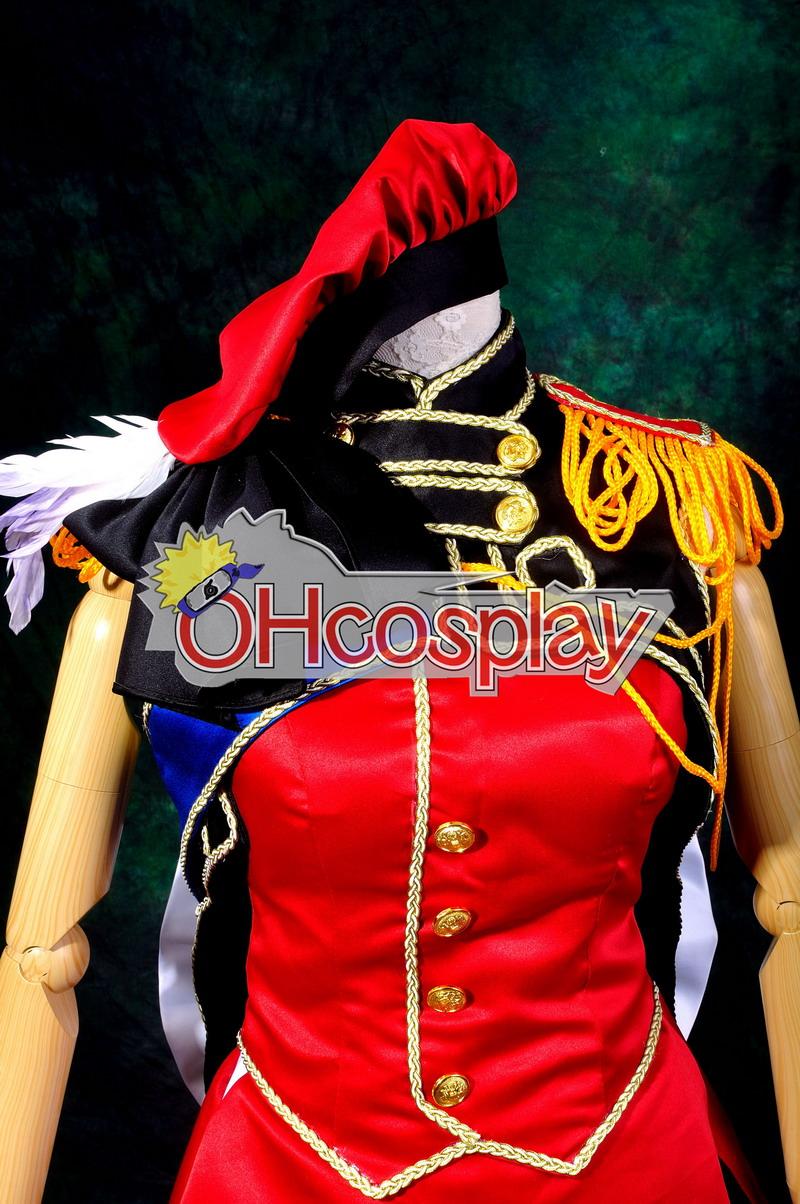 Macross Frontier костюми Sheryl Nome Cosplay костюми Deluxe