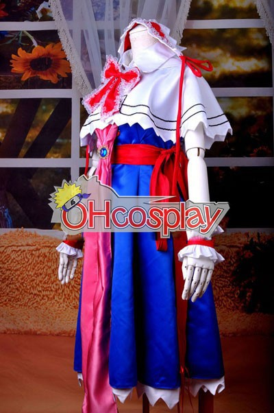Ruler Castlevania Alice Cosplay костюми