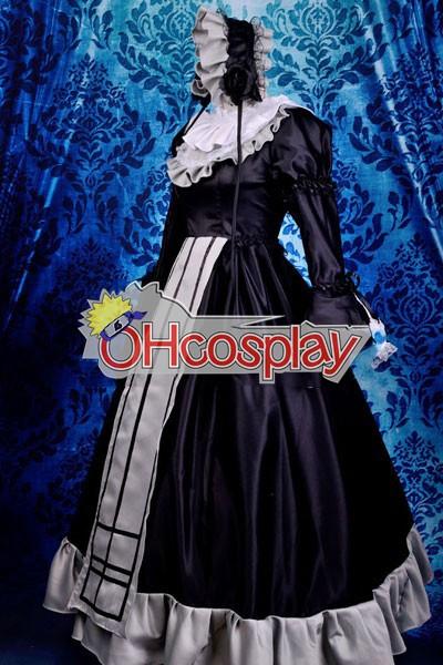 Ruler gosick-Victorique рокля Cosplay костюми
