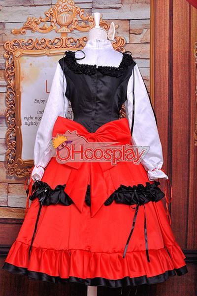 Axis Powers Hetalia Fastelavn Kostumer Hungary 801 Elizaveta Ethnic Clothing udklædning Fastelavn Kostumer Deluxe Version