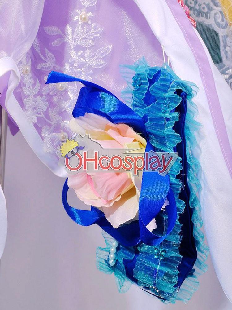 Macross Frontier костюми на крилете на Goodbye Sheryl Nome Wedding Dress Cosplay костюми Deluxe