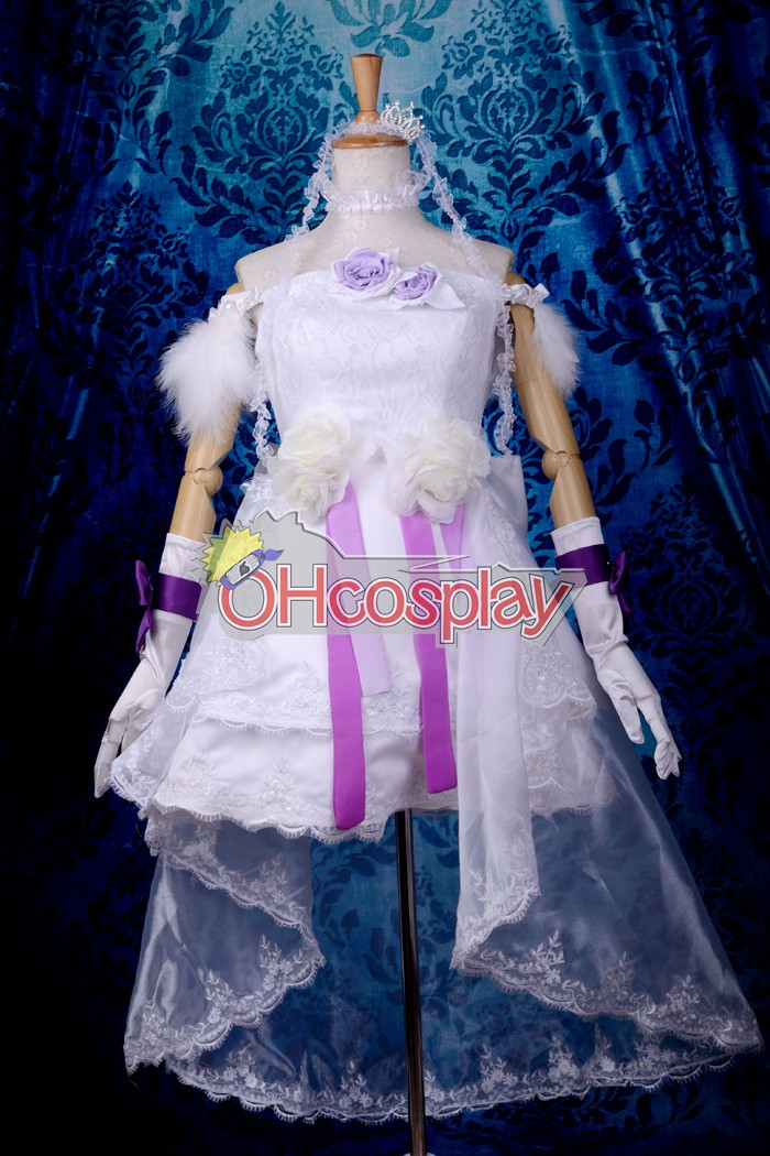 Vocaloid Miss Germany Lika Deguisements Costume Carnaval Cosplay Deluxe Version