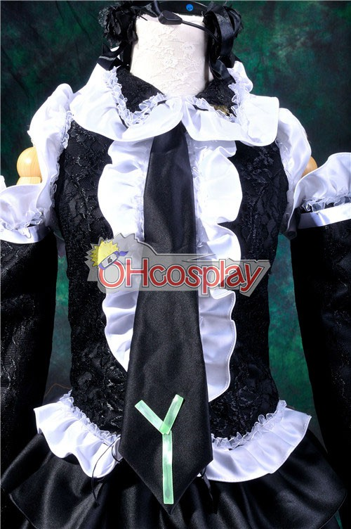 Ruler Vocaloid Muki Infinite & infin Cosplay костюми