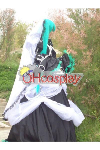 Ruler Vocaloid-Муки Cantarella Cosplay костюми
