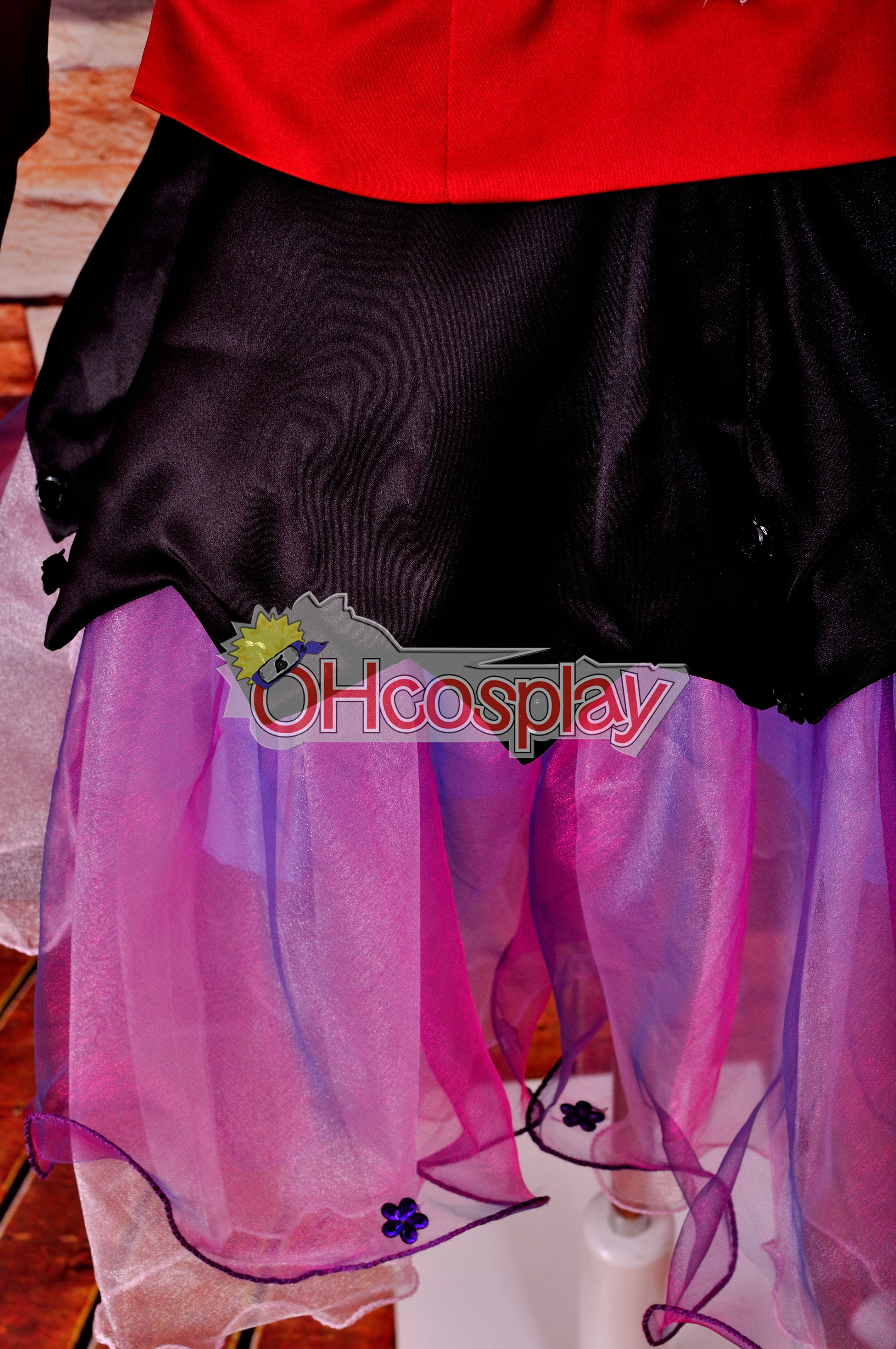 Ruler Vocaloid-Рука PROJECT DIVA2 куртизанка Кимоно Lolita Deluxe Version Cosplay костюми
