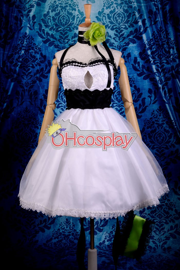 Ruler Vocaloid Gumi Deluxe Version Cosplay Puku