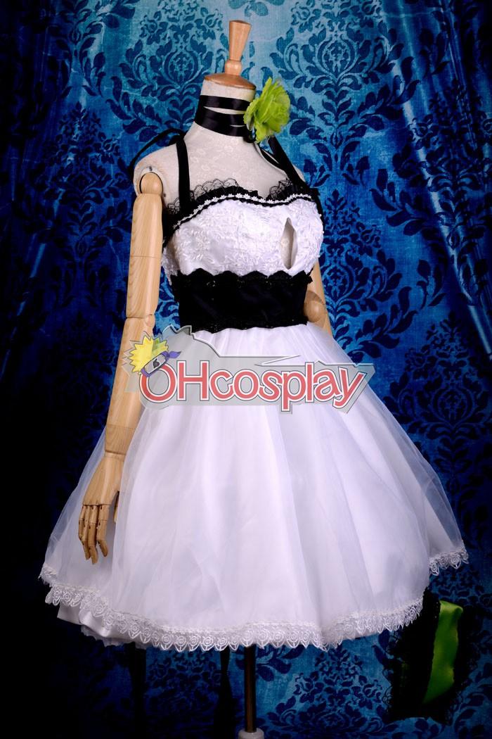 Ruler Vocaloid Gumi Deluxe Version Cosplay костюми