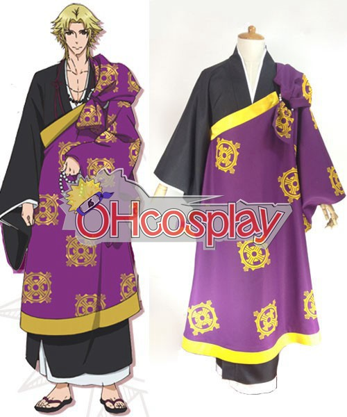 Brother Conflict Costume Asahina Kaname Cosplay Costume