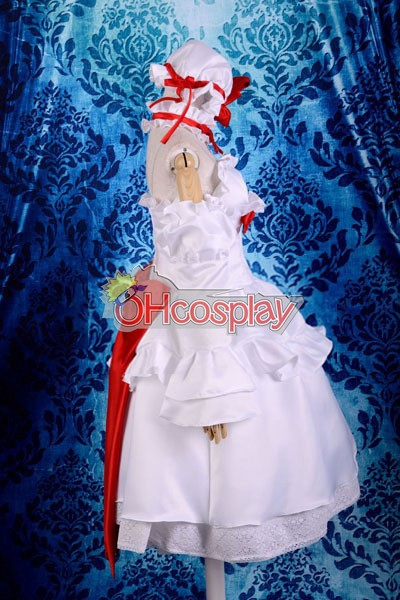Touhou проекта костюми Remilia Вр Lolita Cosplay костюми Deluxe-KH16