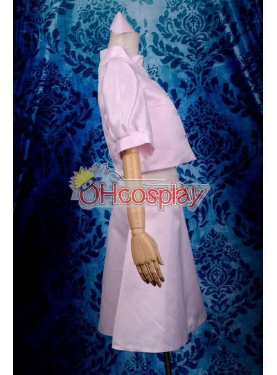 My Little Monster Shizuku Nurse Cosplay костюми Deluxe-P7