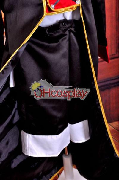 Vocaloid-Kaito Fate:Rebirth udklædning Fastelavn Kostumer