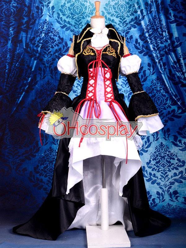 Haku cosplay vocaloid