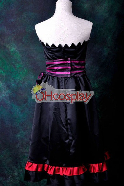 VOCALOID Project Diva F Luka Amour Cosplay костюми Deluxe-КН1