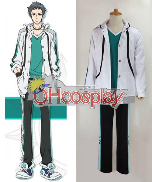 Brother конфликти костюми Асахина Subaru Cosplay костюми
