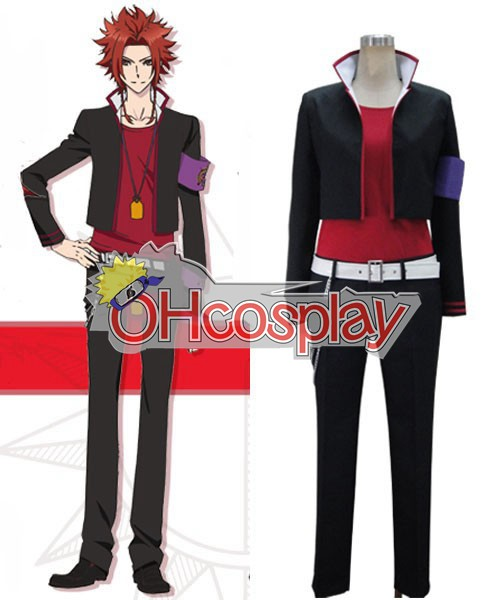 Brother Conflict Costume Asahina Yusuke Cosplay Costume