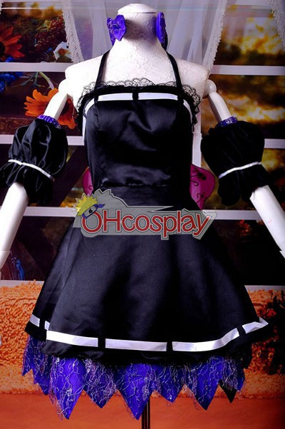 VOCALOID Project Diva F Miku Innocent Cosplay Costume Deluxe-KH2S