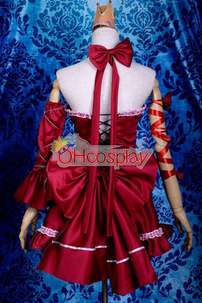 Vocaloid Miku-Romeo и Пепеляшка Princess Cosplay костюми
