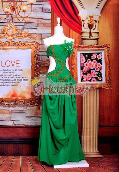 Divine Comedy Wedding Dress cosplay Kostymer