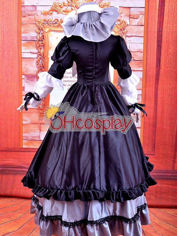 Gostick-Victorique Longuette Lolita Cosplay костюми