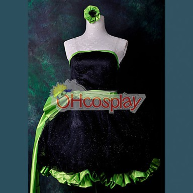 Black Dress (2) Lolita Cosplay Costume