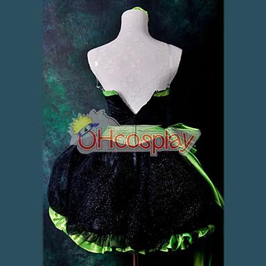 Черна рокля (2) Lolita Cosplay костюми