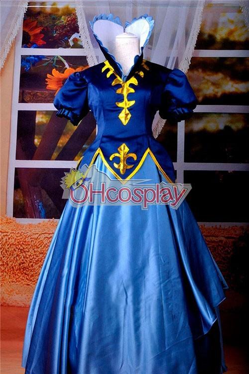 Ameonna Lolita Cosplay Costume