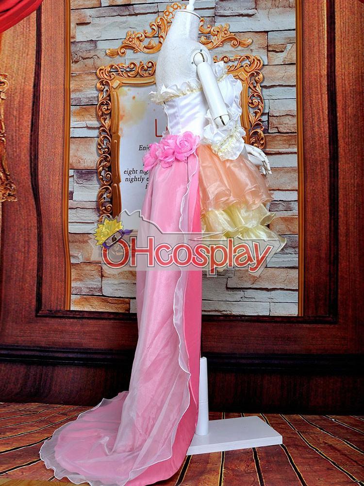 Macross Серия MF Ранка Wedding Dress Lolita Cosplay костюми