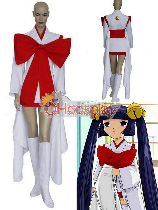 Déguisement Chobits Chii Pink & White Dress Deguisements Costume Carnaval Cosplay