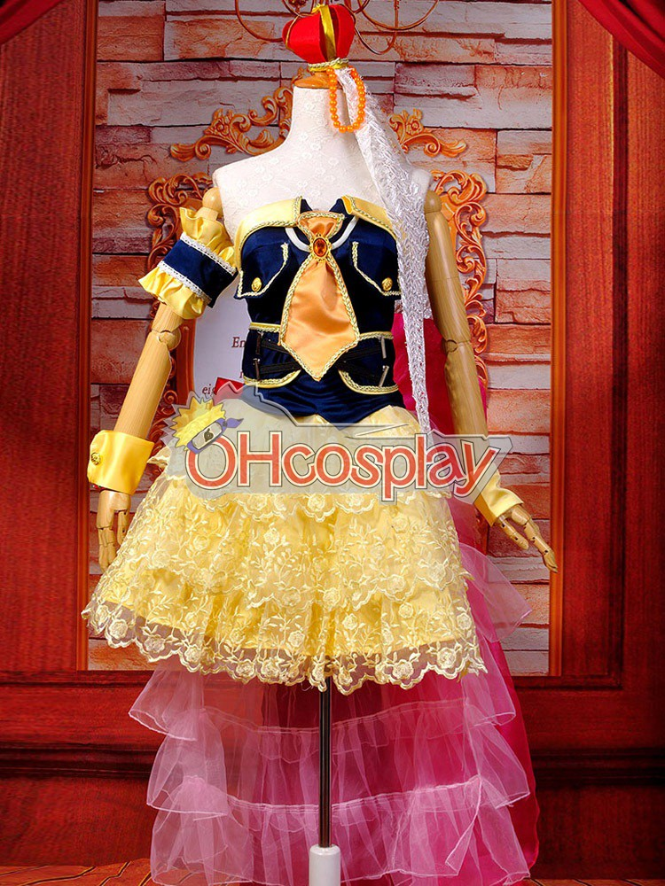 Macross Series Sheryl MF Ranka Lee Lolita Cosplay Puku