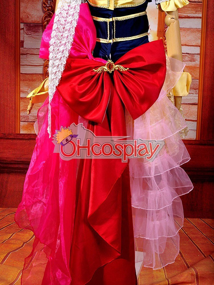 Macross Series Sheryl MF Ранка Лий Lolita Cosplay костюми