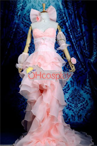 VOCALOID Kagamine Rin Formal Attire Cosplay Kostuums