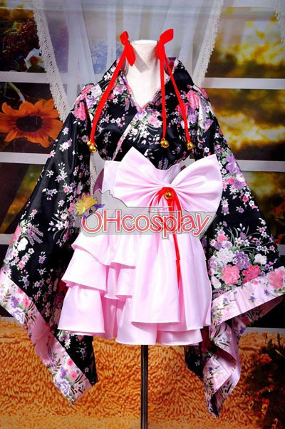 Teto Lolita Dress Cosplay Costume