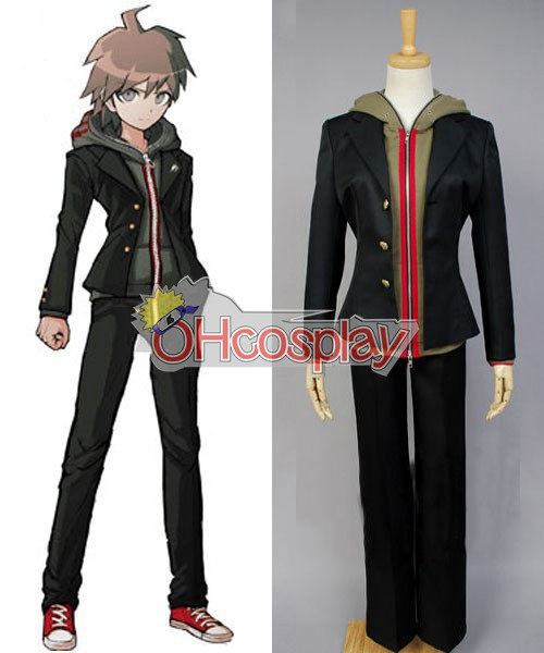 Dangan Ronpa Cosplay Naegi Makoto Uniform Cosplay Costume