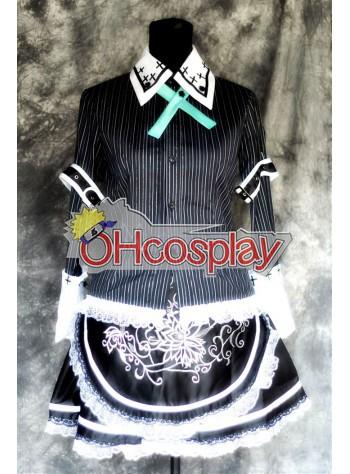 Izayoi Sakuya Cosplay Costume
