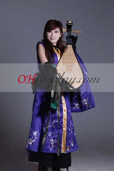 Vocaloid Brake Yuet Kamui Cosplay Costume-Cosplay Custom