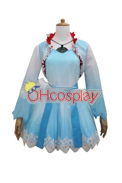 Rwby костюми White Schnee Weiss Cosplay костюми
