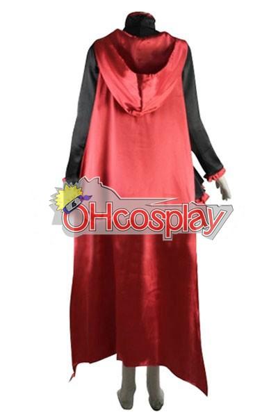Rwby костюми Ruby Red Cross Cosplay костюми