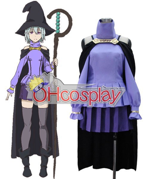 Maoyuu Maou Yuusha Female Magi Cosplayc Angel Cosplay Costume