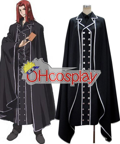 Toaru Majutsu no Index Stiyl Magnus Cosplay Costume