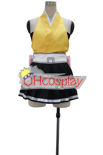MushiBugyou Hibachi Cosplay костюми